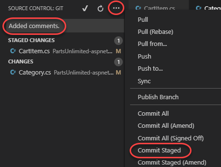 Version Controlling with Git in Visual Studio Code and Azure