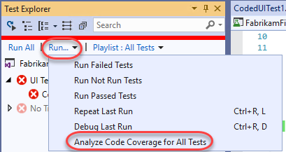 Live Unit Testing, Code Coverage and Code Clone Analysis with Visual