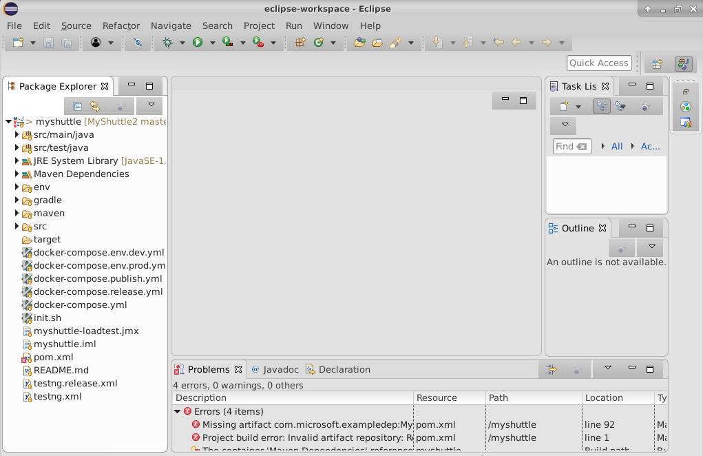 Cloning a VSTS code repository in Eclipse | Azure DevOps