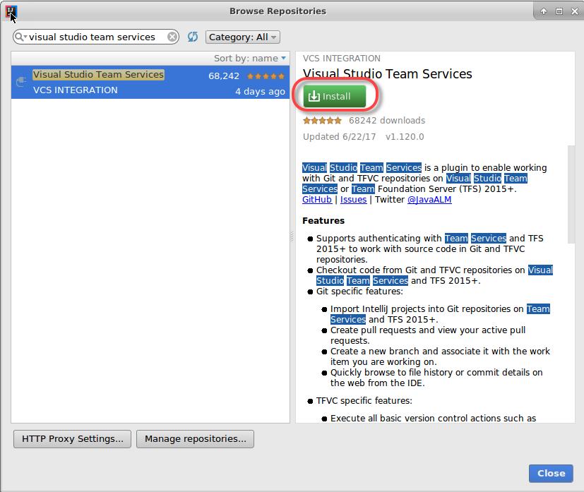 Working with IntelliJ | Azure DevOps Hands-on-Labs