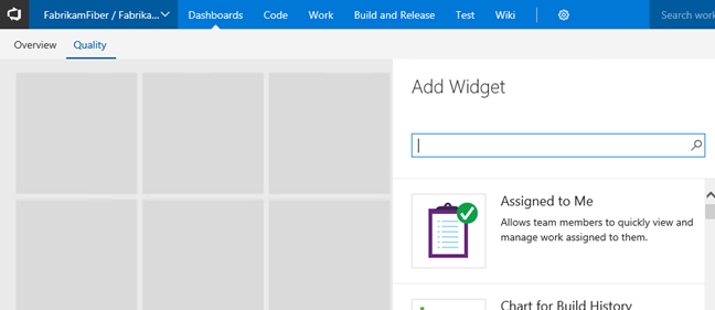 Agile Work Item Management with Team Foundation Server