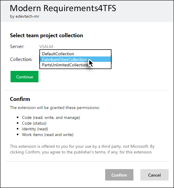 Introduction to the Modern Requirements Suite4TFS & Team