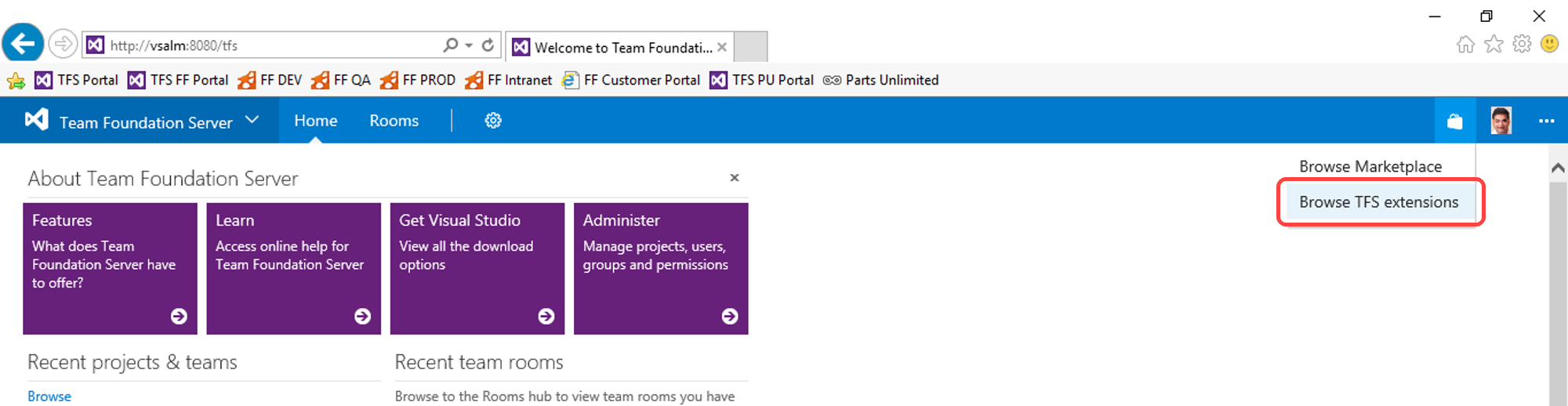 Managing Technical Debt with Team Foundation Server and