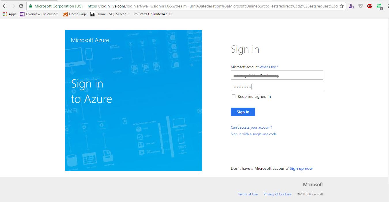 Deploy an ASP NET Web App in Azure App Service | Azure
