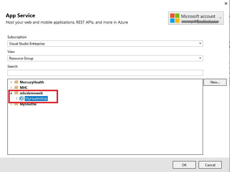 Deploy an ASP NET Web App in Azure App Service   Azure