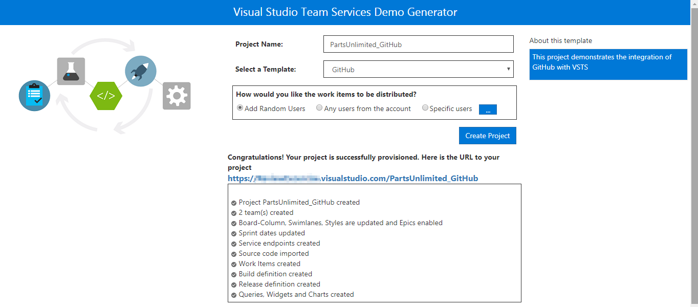 CI-CD using GitHub and Visual Studio Team Services   Azure